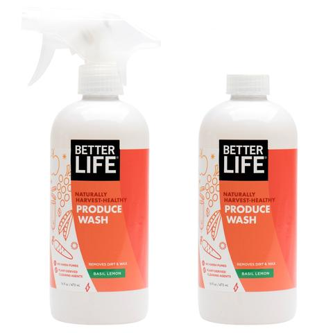 Two Pack Produce Wash