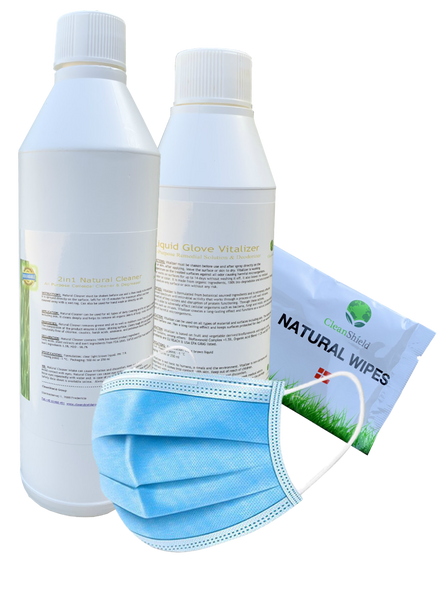 CleanShield Natural Cleaner