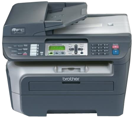 Brother Multi-Function Printer MFC-7840