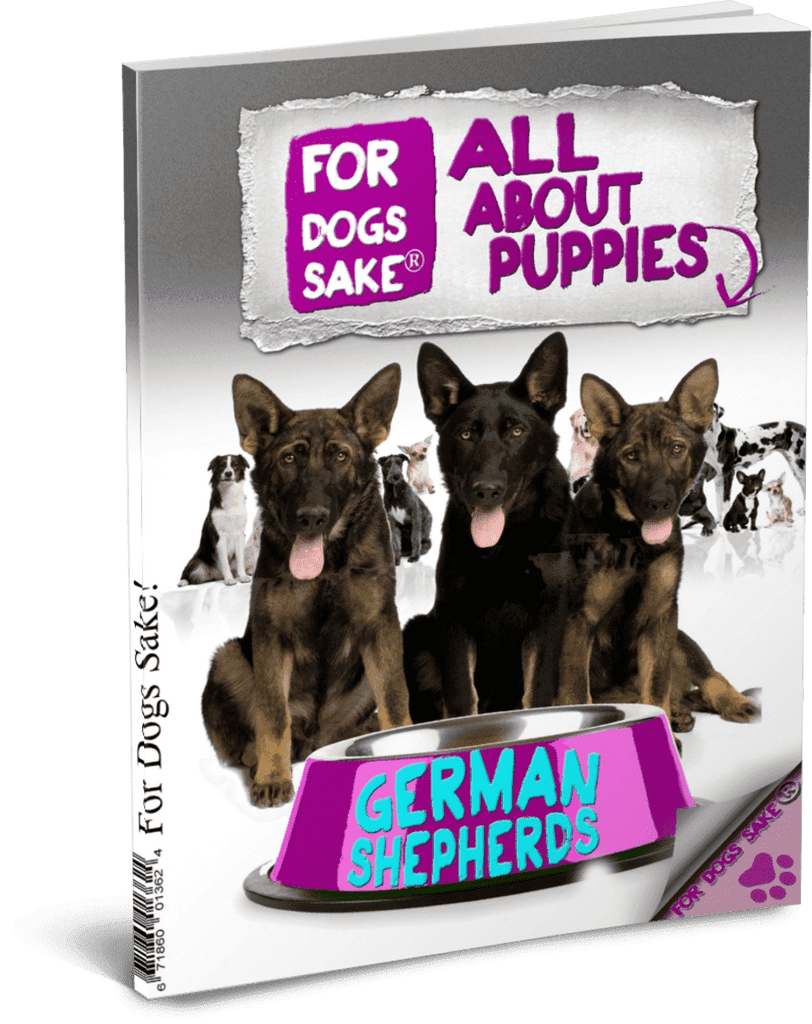 For Dogs Sake! Download Default Title All About German Shepherd Puppies