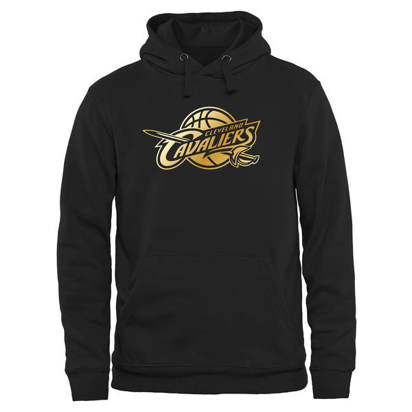 Cleveland Cavaliers Gold Collection Pullover - Moletom Hoodie