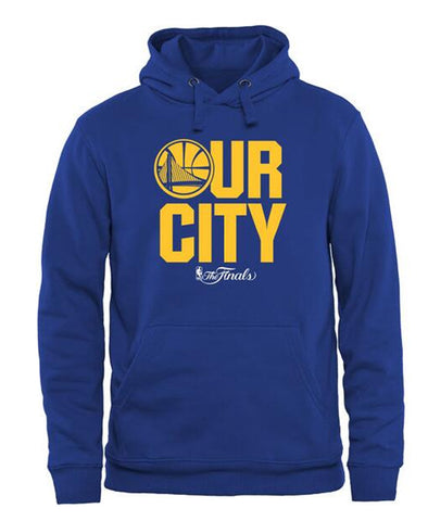 Golden State Warriors UR City - Moletom Hoodie