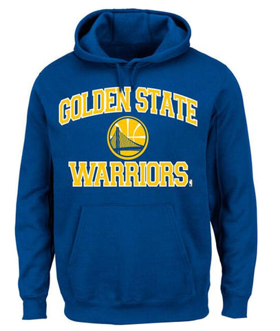Golden State Warriors Azul - Moletom Hoodie