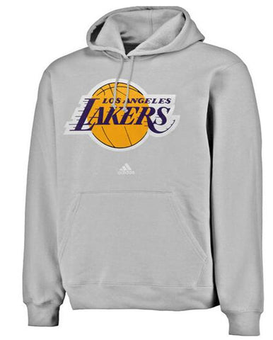 Los Angeles Lakers Cinza - Moletom Hoodie