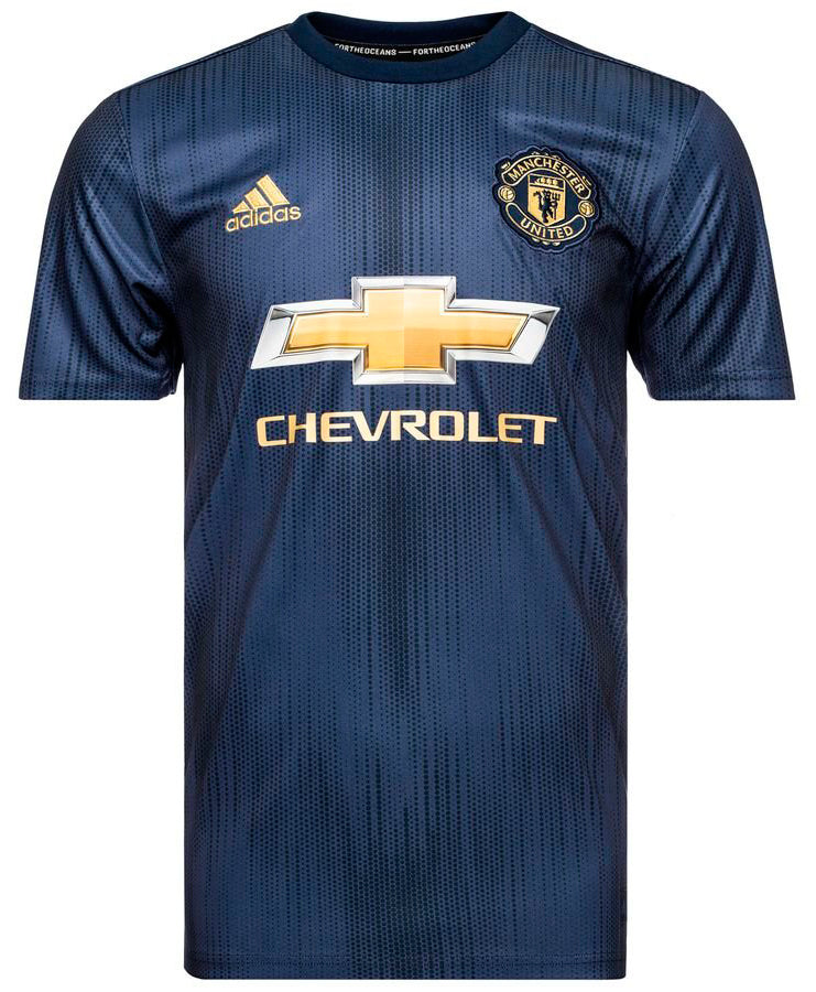 Camisa manchester united III 2018/19 - jogador