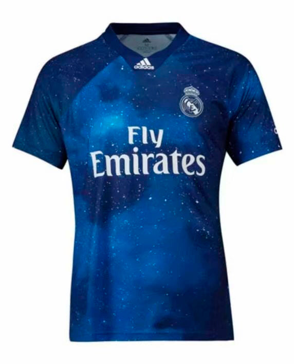 9d2f09ef7035e Camisa Real Madrid EA Sports Special Jersey 2018 19 - torcedor ...