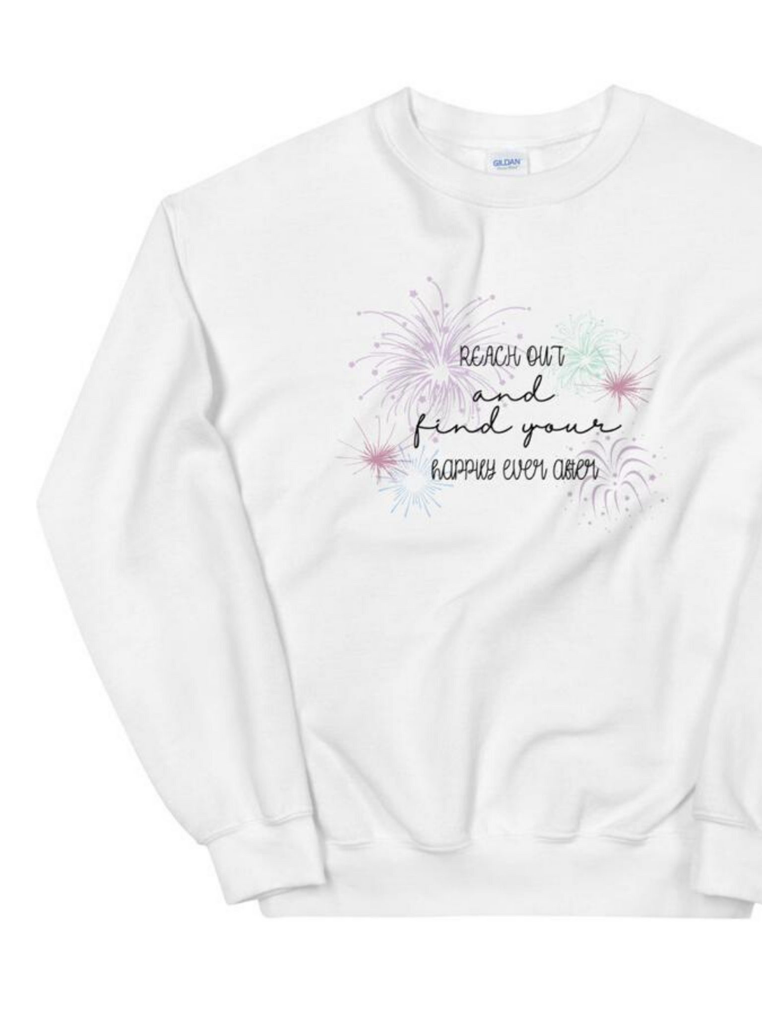 Happily Ever After Unisex Sweatshirt