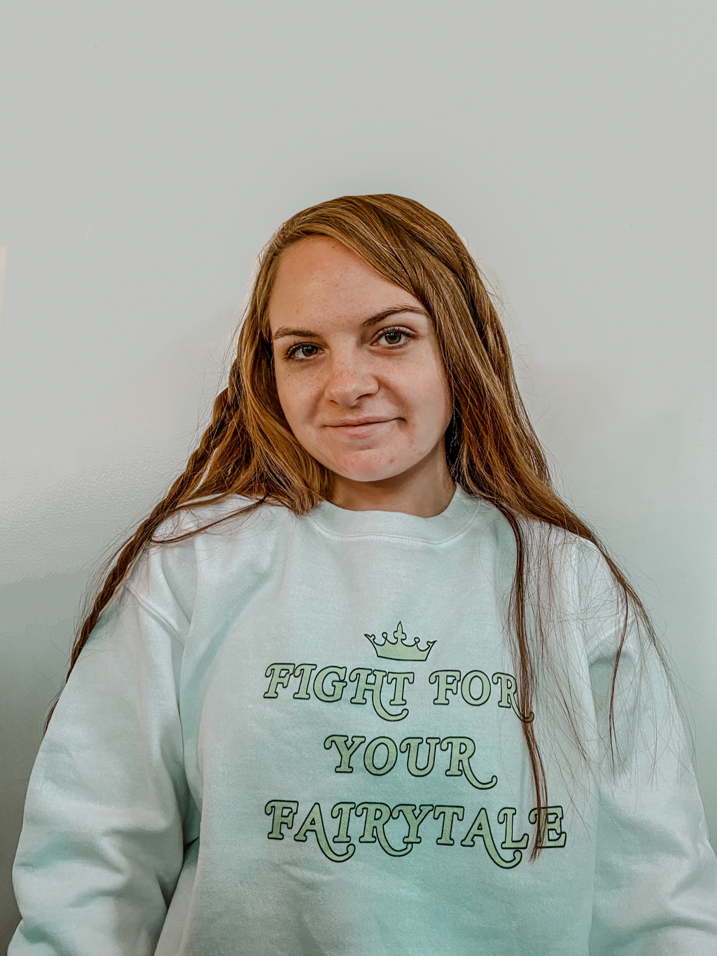 Fight For Your Fairytale Unisex Sweatshirt