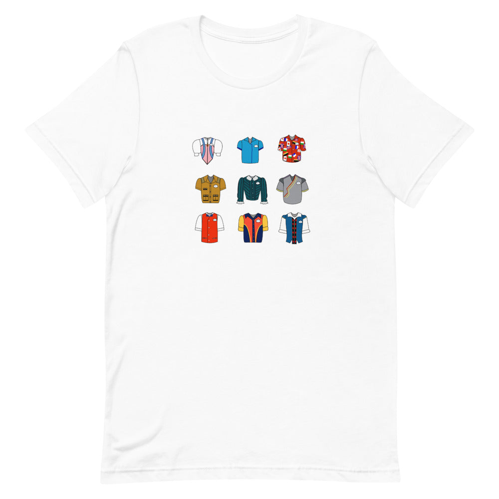 Dream Builders Short-Sleeve Unisex T-Shirt