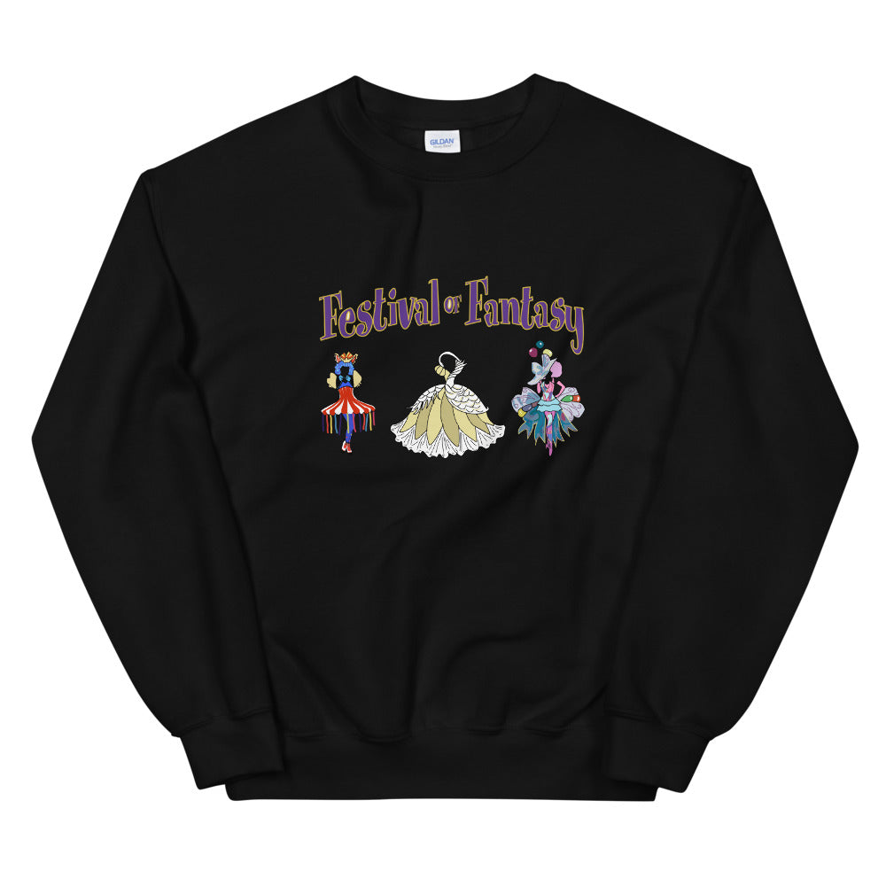 Festival of Fantasy Unisex Sweatshirt