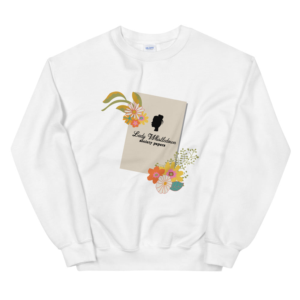 Lady Whistledown Unisex Sweatshirt