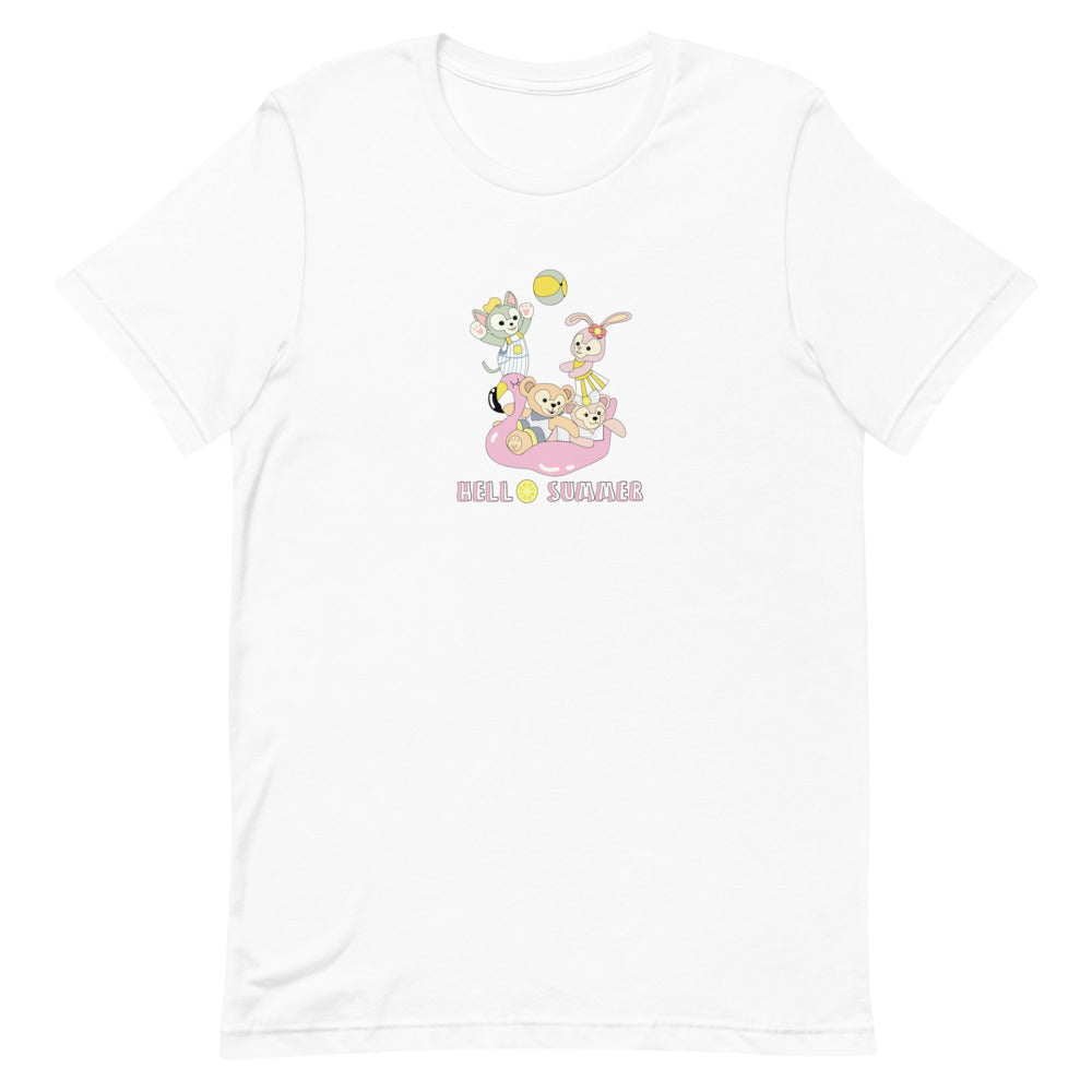 A Duffy Summer Short-Sleeve Unisex T-Shirt