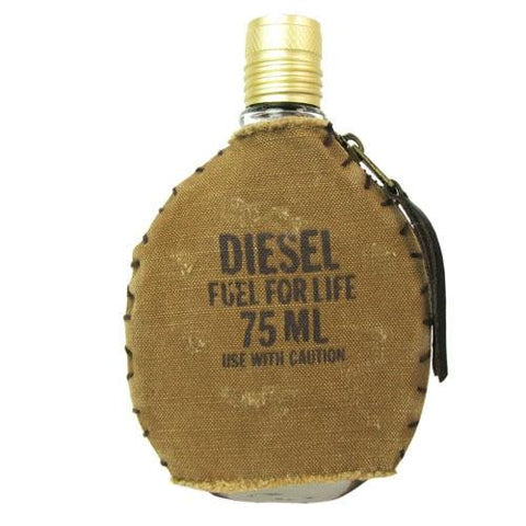 Diesel Fuel For Life Pour Homme Eau De Toillette EDT Spray 75ml 2.5oz Not In Box