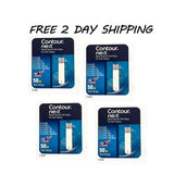 200 Contour Next Blood Glucose Test Strips For Self Testing 50 Test Strips Each Box Sealed Exp 2/2022