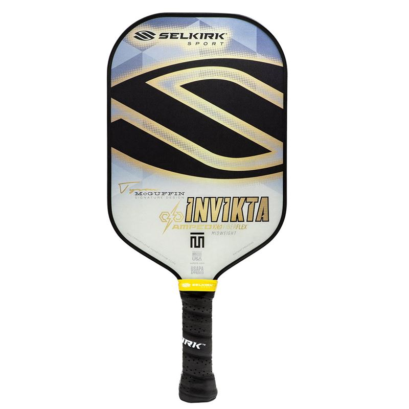 Selkirk Invikta Tyson McGuffin Signature Pickleball Paddle