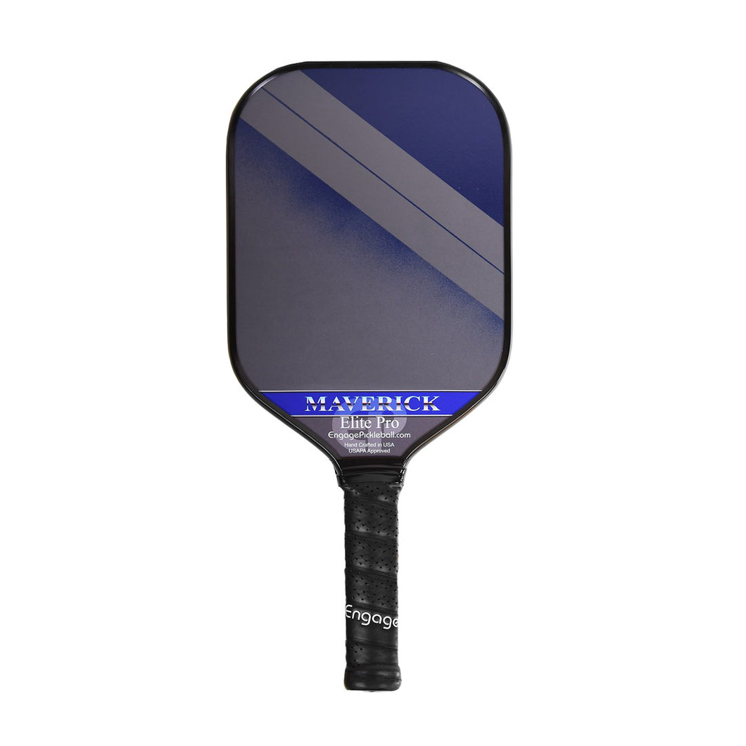 Engage Elite Pro Maverick Pickleball Paddle - Blue
