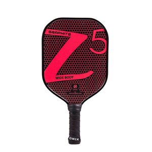 Onix Z5 Graphite Pickleball Paddle - Red