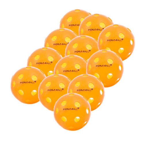 Dura Fast Indoor Pickleball - 12 Pack