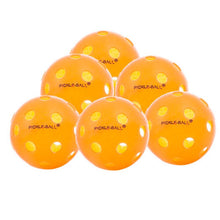 Load image into Gallery viewer, Dura Fast Indoor Pickleball - 6 Pack