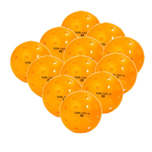 Dura Fast 40 Outdoor Pickleball - 12 Pack