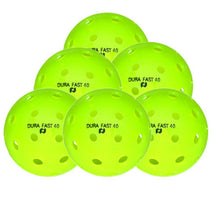 Load image into Gallery viewer, Dura Fast 40 Outdoor Pickleball - 6 Pack