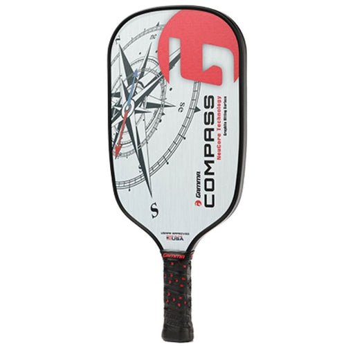 Gamma Compass Elongated Pickleball Paddle