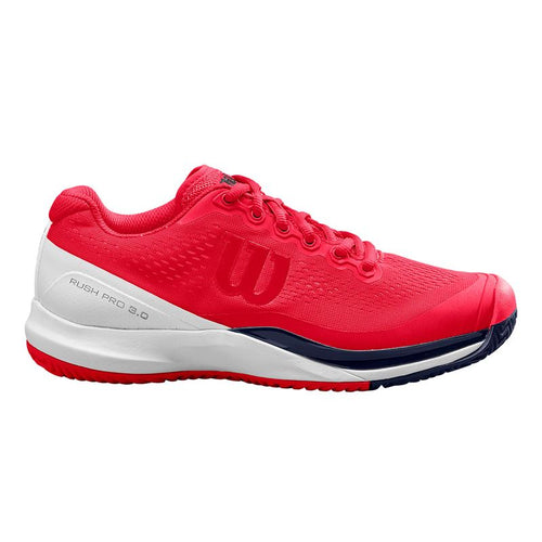 Wilson Rush Pro 3.0 Womens Court Shoe