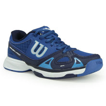 Load image into Gallery viewer, Wilson Rush Pro Junior Court Shoe