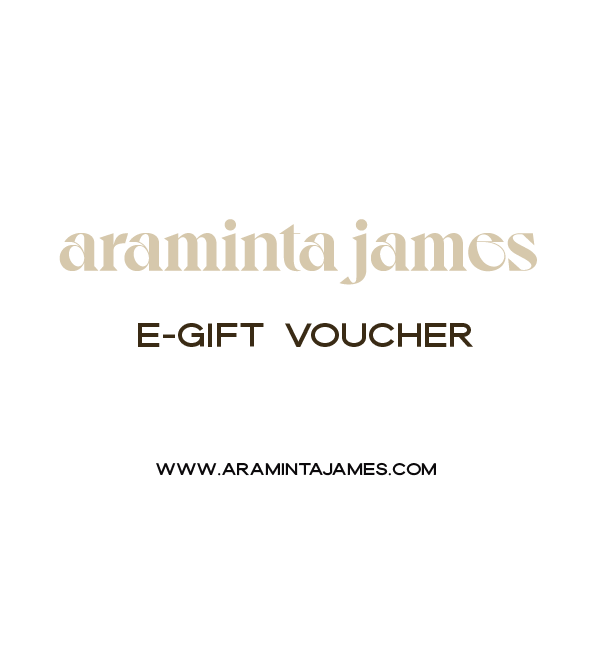 Araminta James Gift Card