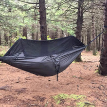 Load image into Gallery viewer, Eagles Nest Outfitters JungleNest, Hammock/Bugnet Combo, Gray