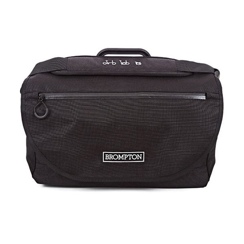 Brompton S-Bag with Rain Cover