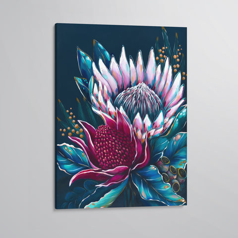 'In Full Bloom' canvas print