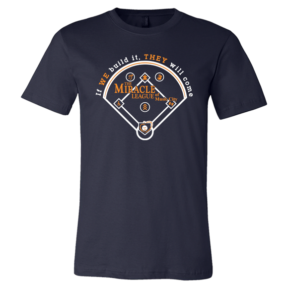 The Miracle Field Tee - PRE-SALE!