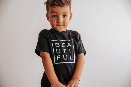 Toddler Beautiful Tee