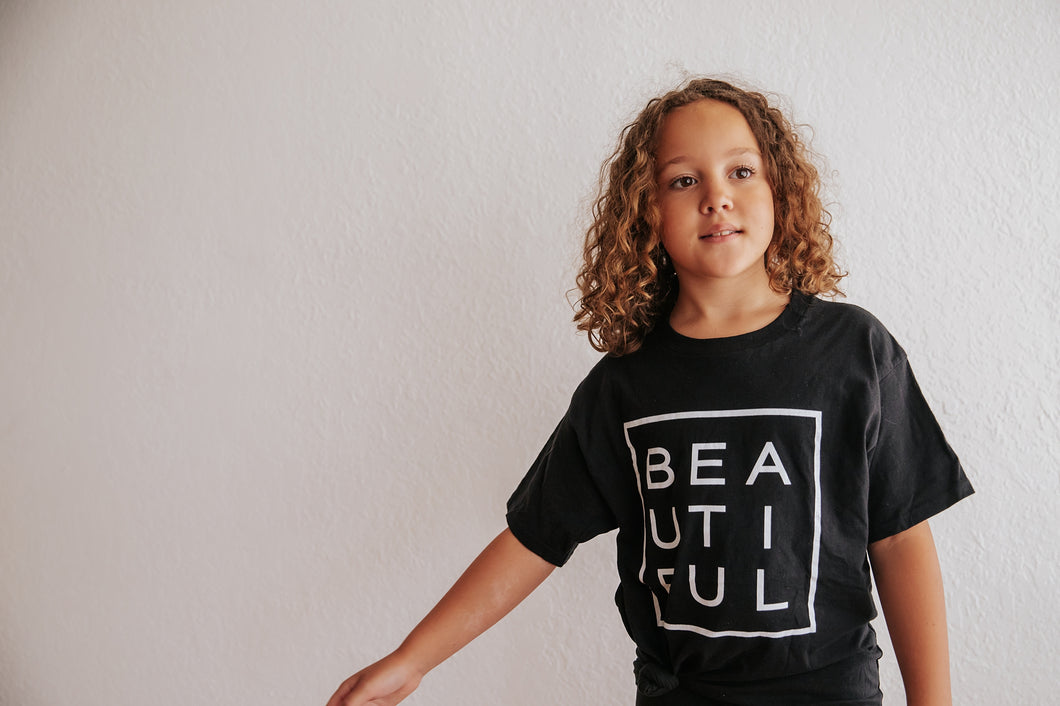 Youth Beautiful Tee