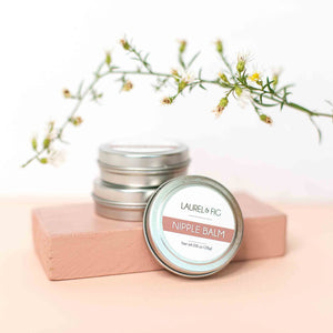 Nipple Balm- Laurel & Fig