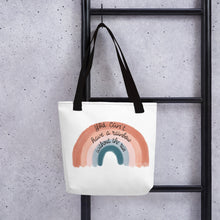 Load image into Gallery viewer, Rainbow Tote bag