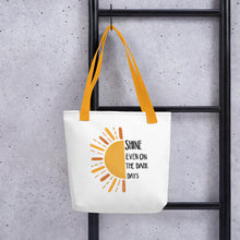 Load image into Gallery viewer, Shine Tote bag
