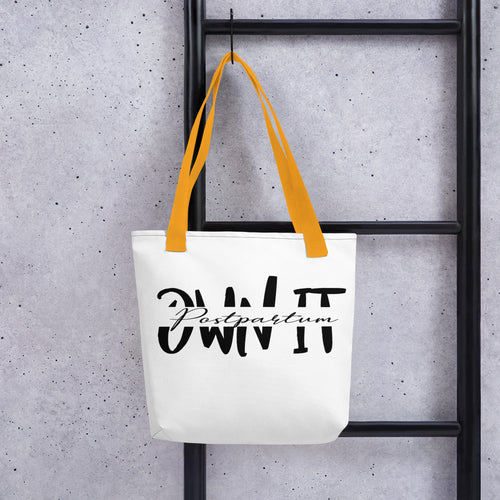 Own It Tote bag
