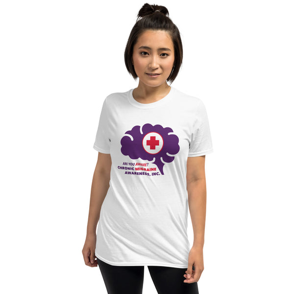 Chronic Migraine Awareness Tee