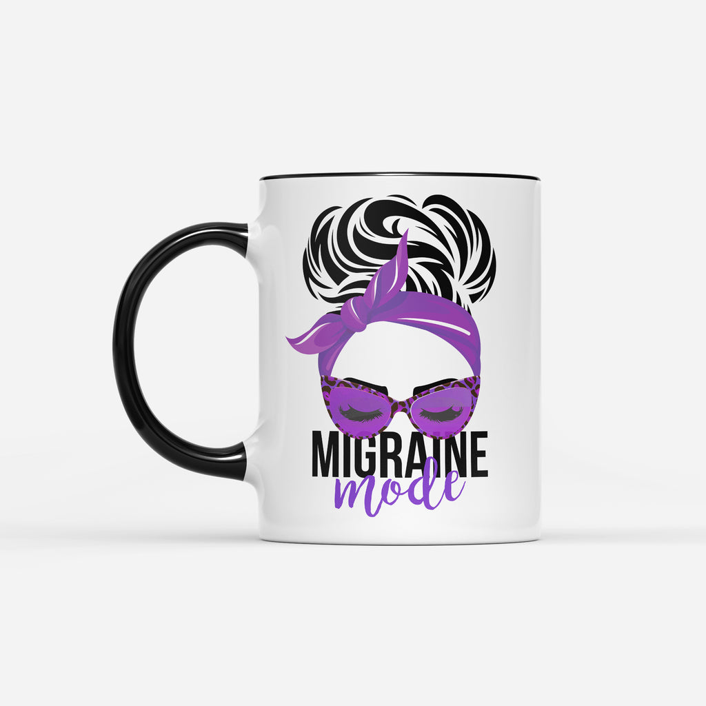 Migraine Mode Mug - Achy Smile Shop