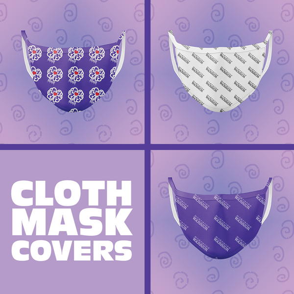 Cloth Mask Cover - Multiple Designs