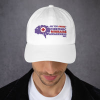 Chronic Migraine Awareness Hat