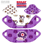 Rally Fold Over Mask Cover