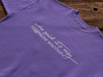 Load image into Gallery viewer, Who Said It's Easy Migraine Warrior Tee - Achy Smile Shop