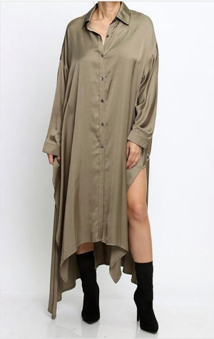 Jazzy Oversized Shirt