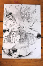 Load image into Gallery viewer, Venus in Furs I // Original Drawing