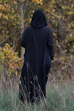 Load image into Gallery viewer, chrysalis II hoodie // black