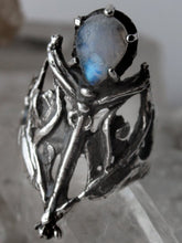 Load image into Gallery viewer, moonstone soft power ring // drop armour