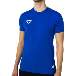 VELOCE BLUE ICON TEE